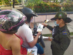 Policía del Tolima busca prevenir delitos e incentivar la denuncia 1