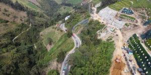 Tras apertura aumentó más del 40% el tráfico por el corredor Calarcá – Cajamarca 1