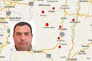 Condenan a 'Juancho', segundo comandante del Bloque Tolima de las Auc 2