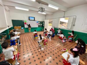 71% de Secretarías de Educación ya iniciaron retorno gradual a clases en alternancia - 1