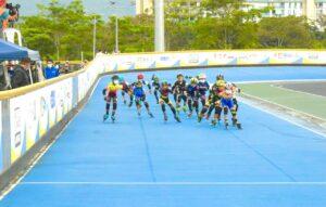 La salud gana 'medalla de oro' en el Panamericano de patinaje en Ibagué 1