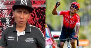 Nairo Quintana celebró con sencillez su cumpleaños 1
