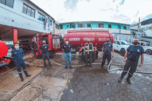 Cuerpo Oficial de Bomberos de Ibagué recibirá dotación para la atención de emergencias 1