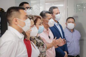 Gobernador del Tolima le asegura la gratuidad educativa a los estudiantes de la UT 1