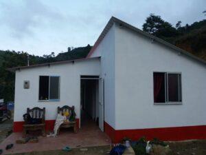 Alcaldía y Gobierno Nacional beneficiarán a 19 familias del sector rural de Ibagué con viviendas nuevas 1