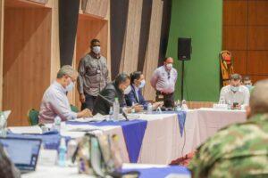 15 compromisos fueron pactados para Ibagué y Tolima en Consejo de Seguridad con Gobierno Nacional 1