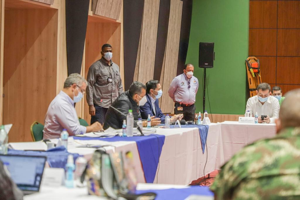 15 compromisos fueron pactados para Ibagué y Tolima en Consejo de Seguridad con Gobierno Nacional 2