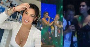Ana del Castillo fue 'guache' con Jean Carlos Centeno 1
