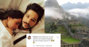Camilo y la explicación de su tema 'Machu Picchu' 1