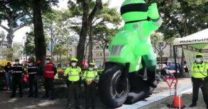 Cerca de 350 policías velarán por la seguridad y convivencia en Semana Santa en Ibagué 1