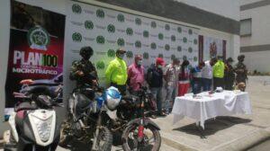 Contundente golpe a 'Los Galleros' en Cajamarca' 1