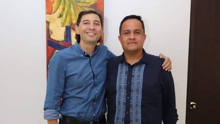 El hombre del 'torcido' en la elección de personero trabaja en la Alcaldía de Hurtado 2