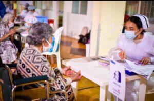 Hoy inicia jornadas de vacunación masivas contra el Covid-19 en diferentes comunas de Ibagué. 1