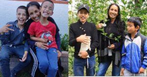 Nubia e hijos fueron nominados en los premios India Catalina 1