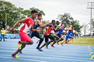 Parque Deportivo abrió sus puertas a figuras del atletismo de ocho países 1