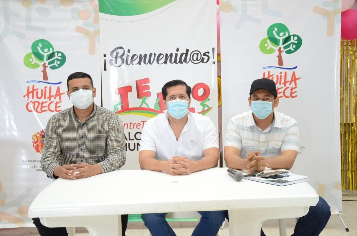 Tolima y Huila se unen para solicitar apoyo en su propuesta de crear la Ecoregión 2