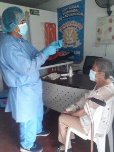 Esta semana llega al Tolima la vacuna contra el Covid 19 para mayores de 70. 1