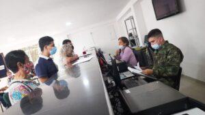 Alcaldía y Ejército lideraron jornada para solucionar situación militar de personas con discapacidad 1