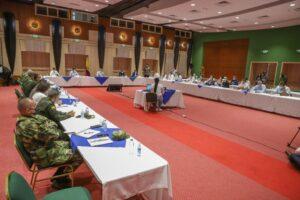 15 compromisos fueron pactados para Ibagué y el Tolima en Consejo de Seguridad con Gobierno Nacional 1