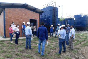 Avanzan obras de optimización de acueducto en Valle de San Juan 1