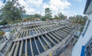 Por daño en válvula de presión, se suspende lavado de tanques del acueducto de Ibagué 1