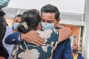 Más de 60.000 ibaguereños se beneficiarán con las obras de la Alcaldía en la comuna Nueve 1