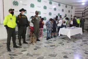 Autoridades de Ibagué desarticularon la banda criminal 'La Mamba Negra' 1