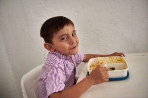 Alcaldía invertirá más de $ 7.000 millones para ampliar cobertura del programa 'Nutriendo a Ibagué´ 1