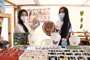 14 millones de pesos en ventas y clientes potenciales, fueron los resultados de la Feria Orígenes de Mi Tolima 1