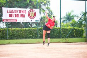 Con éxito empezó el Torneo Nacional de Tenis Aficionado en Ibagué 1