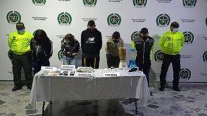 Autoridades de Ibagué desarticularon la banda criminal 'Los Tatuados' 1