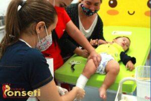 El Hospital Federico Lleras Acosta inauguró la primera clínica Ponseti del Tolima 1