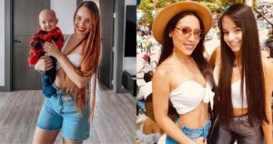 Hermana de Luisa Fernanda W conquistó en bikini 1