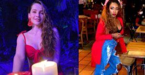 Influencer fue a comer con Lina Tejeiro y se quejó de la comida 1