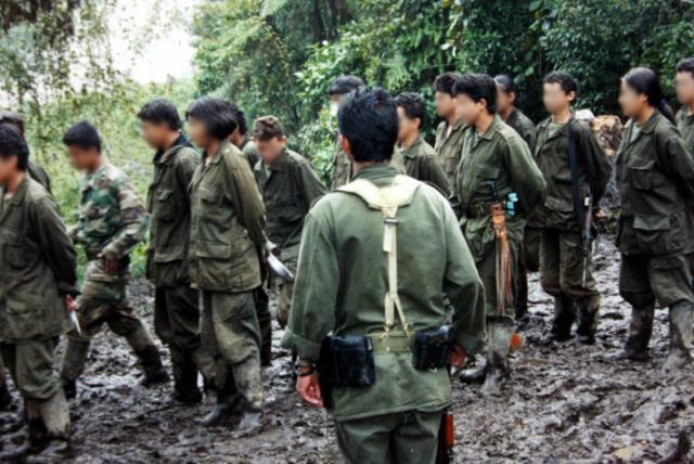 ¿Quién detiene el reclutamiento de niños en el sur del Tolima? 2