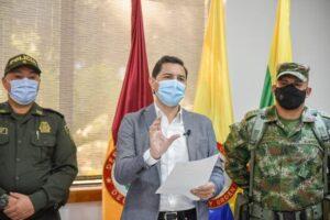 Autoridades aumentan estrategias para disminuir índices de homicidio en Ibagué. 1