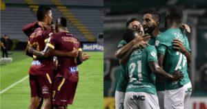 Cali-Tolima este martes por Copa: Otro sorbo más en el camino a la gloria 1