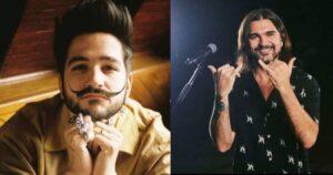 Camilo y Juanes fueron comidilla en los premios AMAs por sus pintas 1