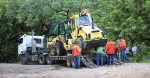 Gobernador Orozco consolida millonarios recursos para recuperación vial en el Sur del Tolima 1