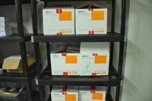 Llegaron al Tolima 17.780 dosis de Sinovac para completar esquemas de vacunación contra el Covid 1