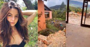 Maleja Restrepo mostró las renovaciones que le está haciendo a su casa 1