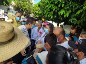 Senador Miguel Barreto llegó a Caquetá 1