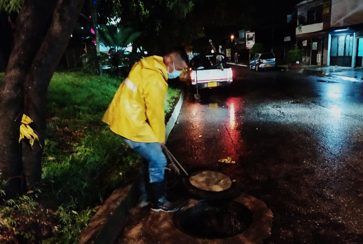 Siguen las afectaciones por lluvias en zona urbana y rural de Ibagué 2