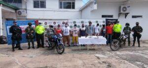 Ofensiva contra el micro tráfico deja 16 organizaciones impactadas y 241 personas judicializadas en el Tolima 1