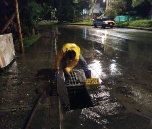 Lluvias generan afectaciones en zona urbana y rural de Ibagué - 1