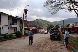 Avanza licitación para instalación del alumbrado público LED en la vía Ibagué – San Bernardo 1