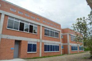 Finalizaron las obras del colegio Francisco de Paula Santander 1