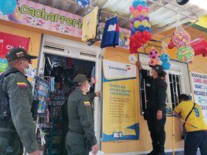 Campaña de prevención contra la extorsión y secuestro en el Tolima 1