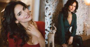 Diana Hoyos se viralizó en elegante bikini 1