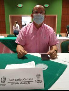 Alcalde de Mariquita nuevo presidente del OCAD Regional Centro Sur 1